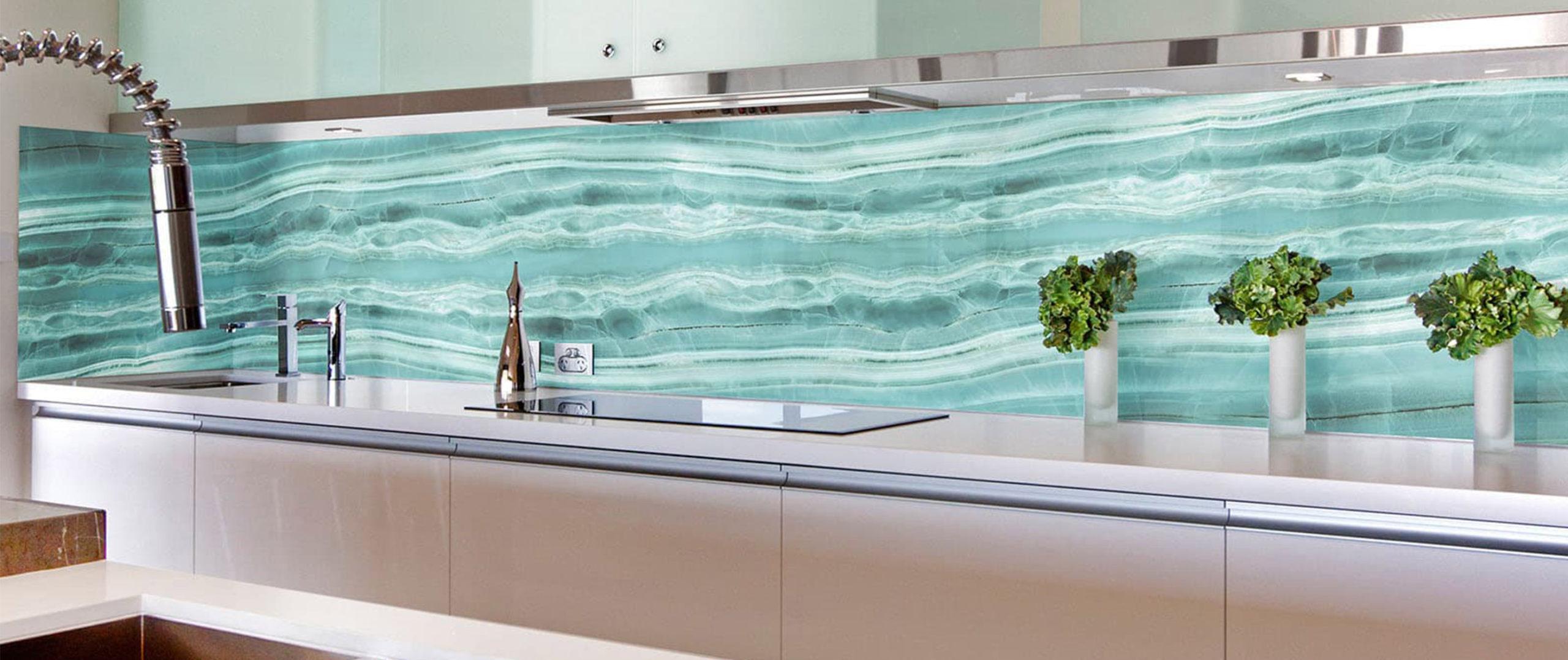Кухонный фартук — С любой текстурой